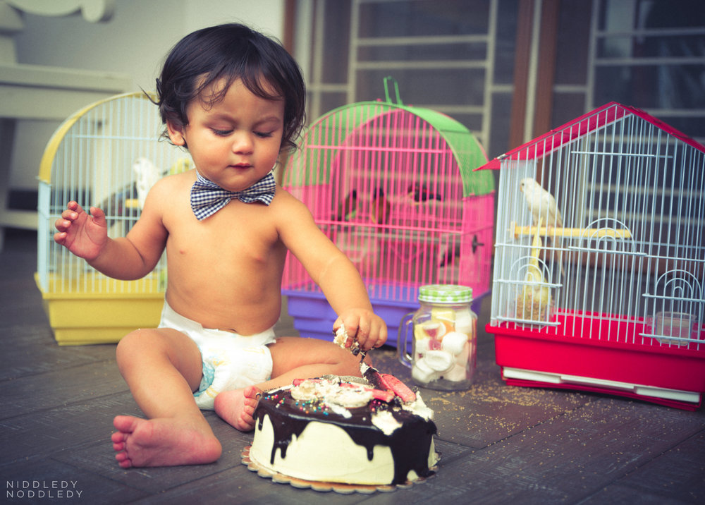 Avyaan Birthday Smash Cake Photoshoot ❤ NiddledyNoddledy.com ~ Bumps to Babies Photography, Kolkata - 03.jpg