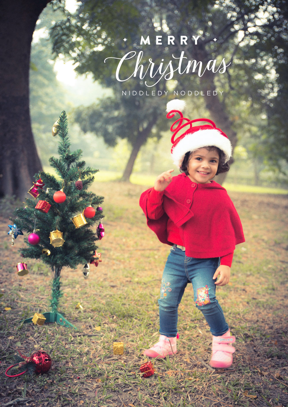 Merry Christmas 2016 Photoshoot ❤ NiddledyNoddledy.com ~ Bumps to Babies Photography, Kolkata.jpg