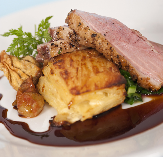 Pan Roasted Duck Breast The Meat Merchant