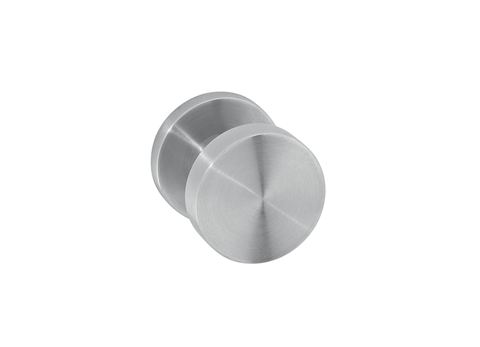 Round Flat Door Knob