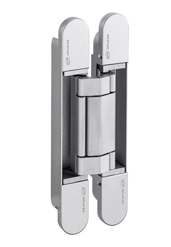 Coplan 3D Adjustable Invisible Hinge