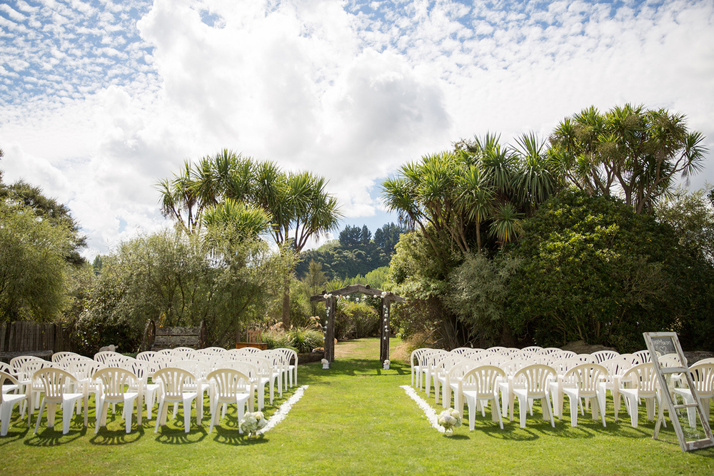 Makoura Lodge Country Rustic Wedding Venue New Zealand