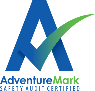 We are Adventure Mark Saftey Audited, ensuring your saftey