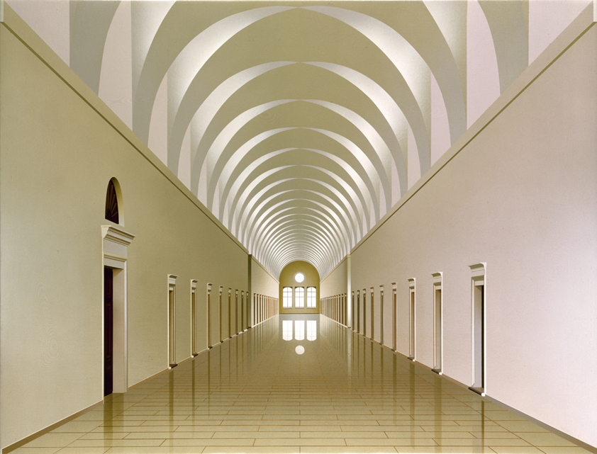 Corridor of Contemplation