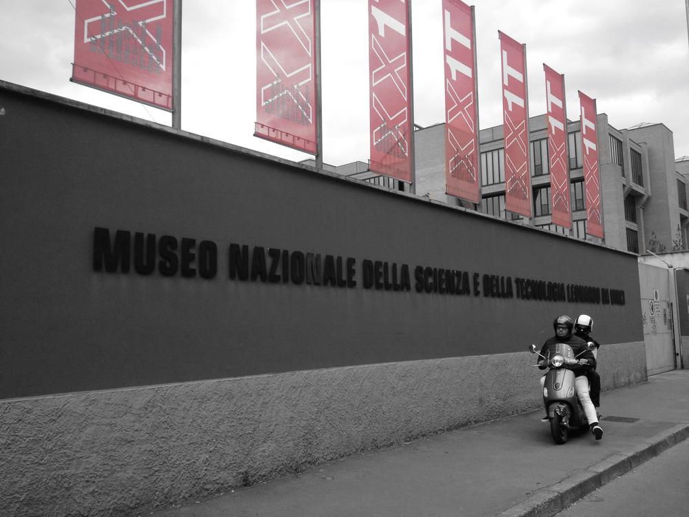 Museo Nazionale Della Scienzi Da Vinci