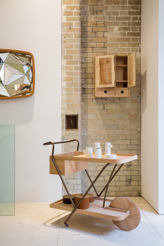 Kaleidoscope Mint Shop London Design Week