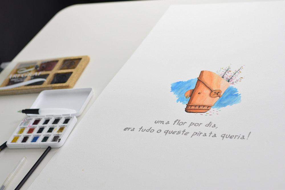 Illustration - Pirata - JPG - RGB