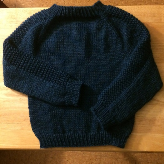 The Flax Sweater