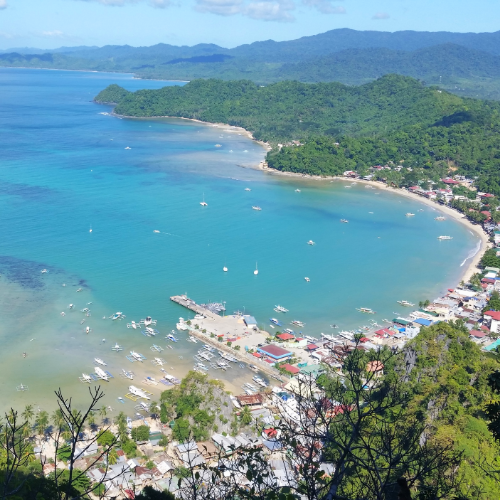 el-nido-taraw-cliff-aerial-view