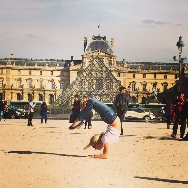 September 2014 | Louvre | Paris, France