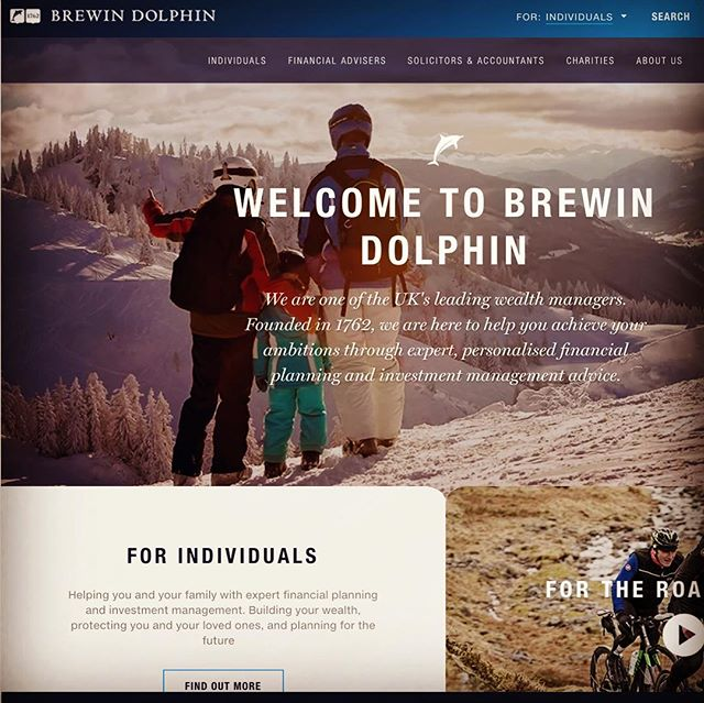 Words online for Brewin Dolphin