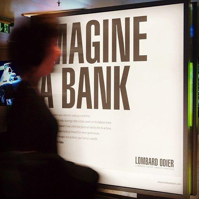 A big idea for Lombard Odier