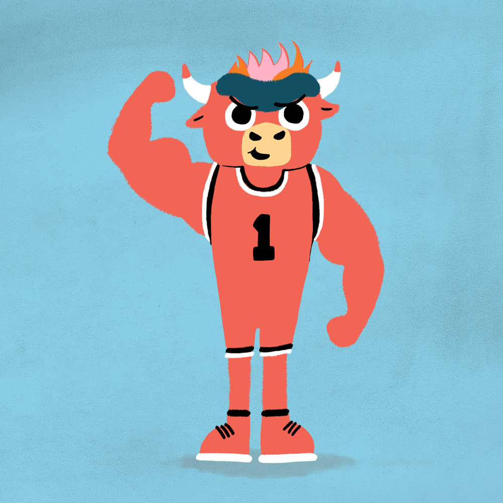 benny-the-bull-02-chicago-bulls-character-design