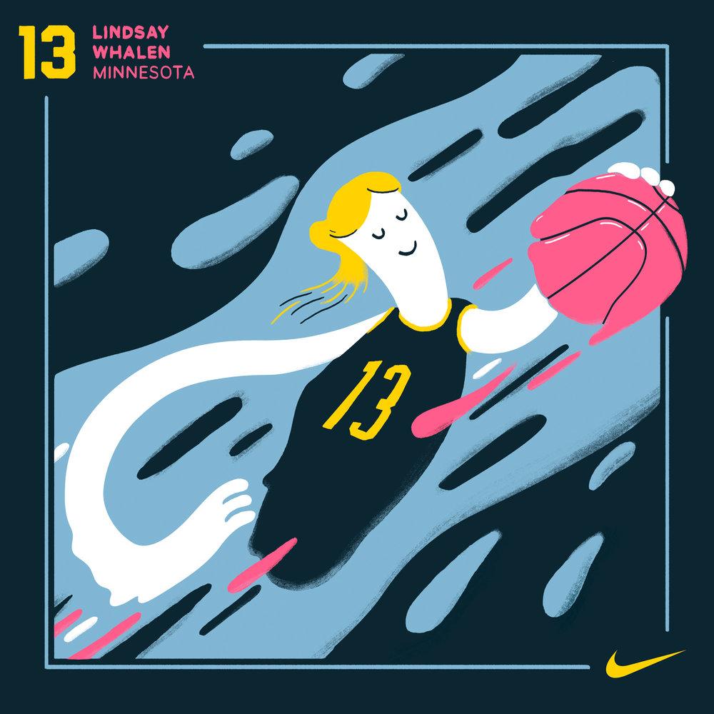 Champions Mentality-Lindsay Whalen-Chris-Edser-Nike