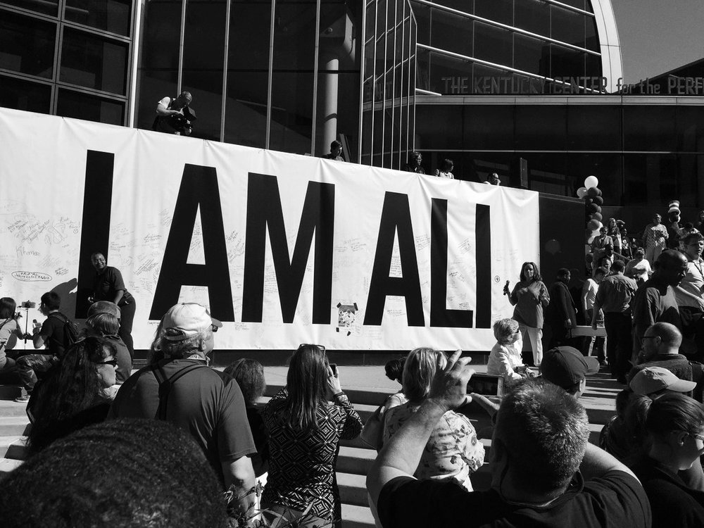 I AM ALI - 1200LLC® curated, programmed, and managed live music for the first inaugural I AM ALI Festival in the summer of 2016.
