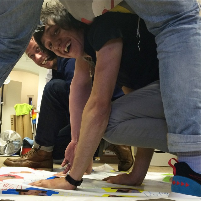 Office twister
