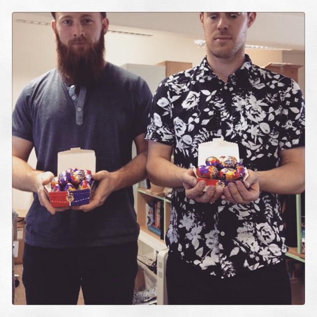 Creme Egg Challenge 2015 - bleurgh