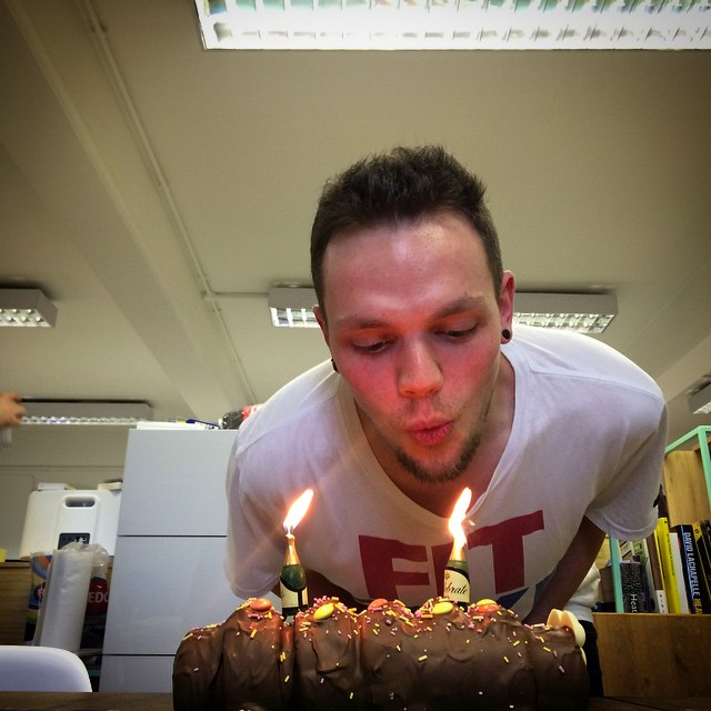 Happy Birthday @tombunney