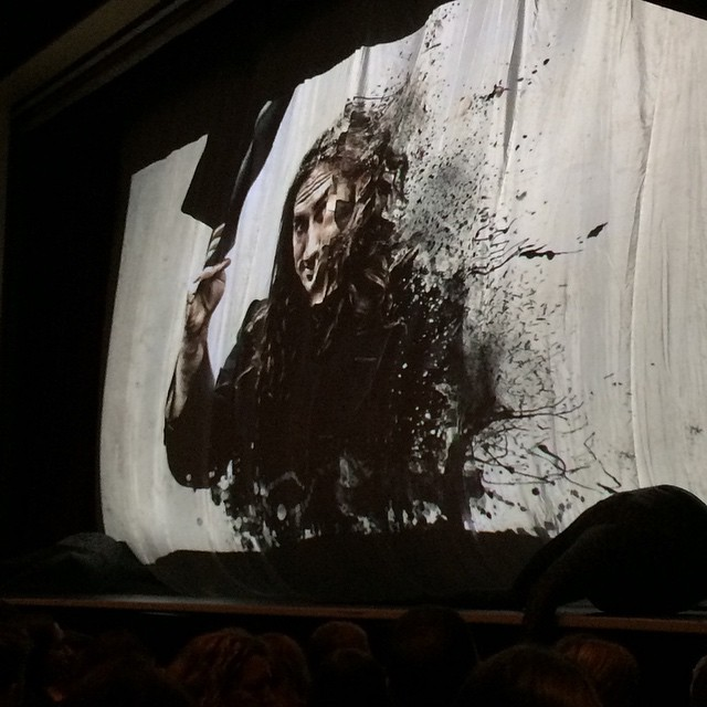 Waiting for Ross Noble to start - bring on the comedy #rossnoble #stalbans #albanarena (at Alban Arena)