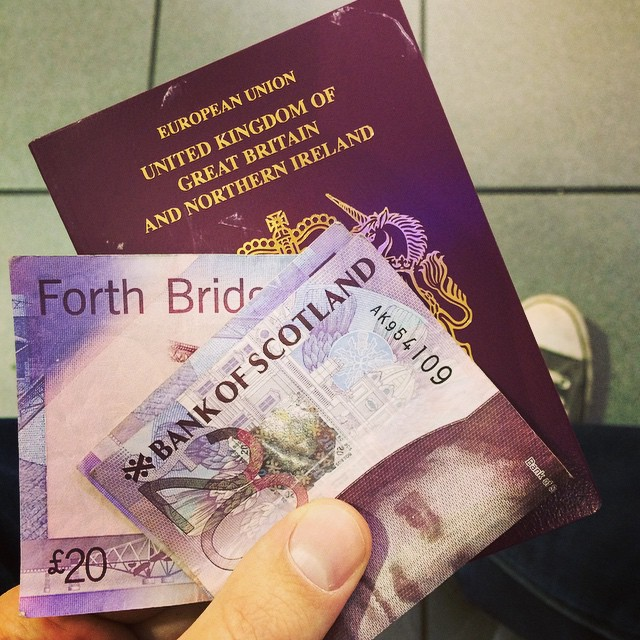 Passport - check! Funny foreign money - check! Time to visit Schuh HQ (at Business Class Departure Lounge - Luton Airport)