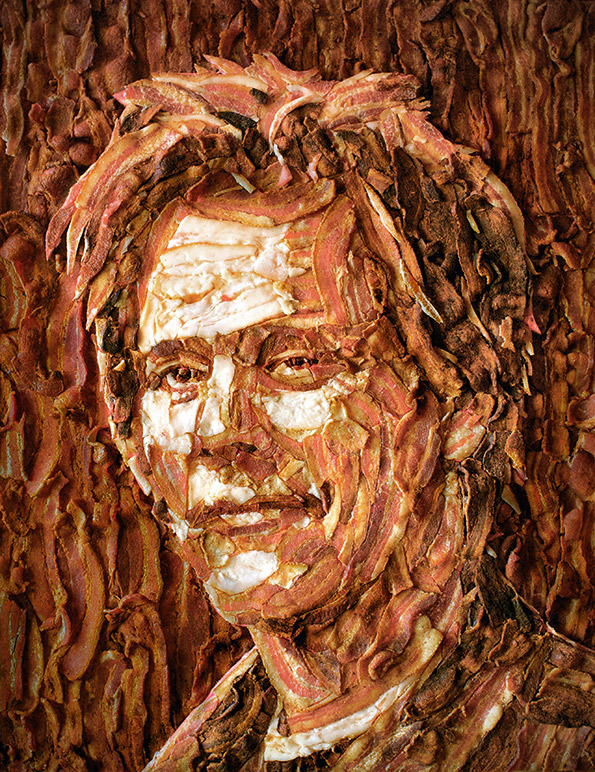 Kev in Bacon