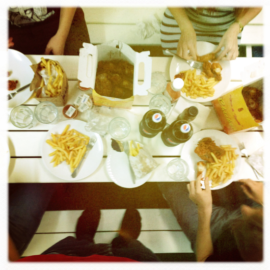 It's National Fried Chicken Day - We would write more but we're all in a bit of a chicken induced coma… Sorry
