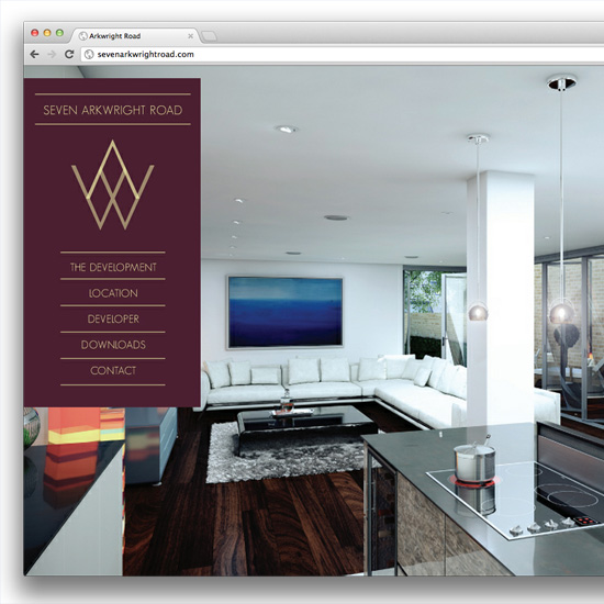 The website for Seven Arkwright Road has just been uploaded – great work Sophie! Check it out here sevenarkwrightroad.com