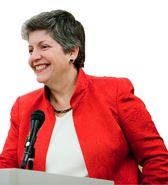 Janet Napolitano, Santa Clara University '79
