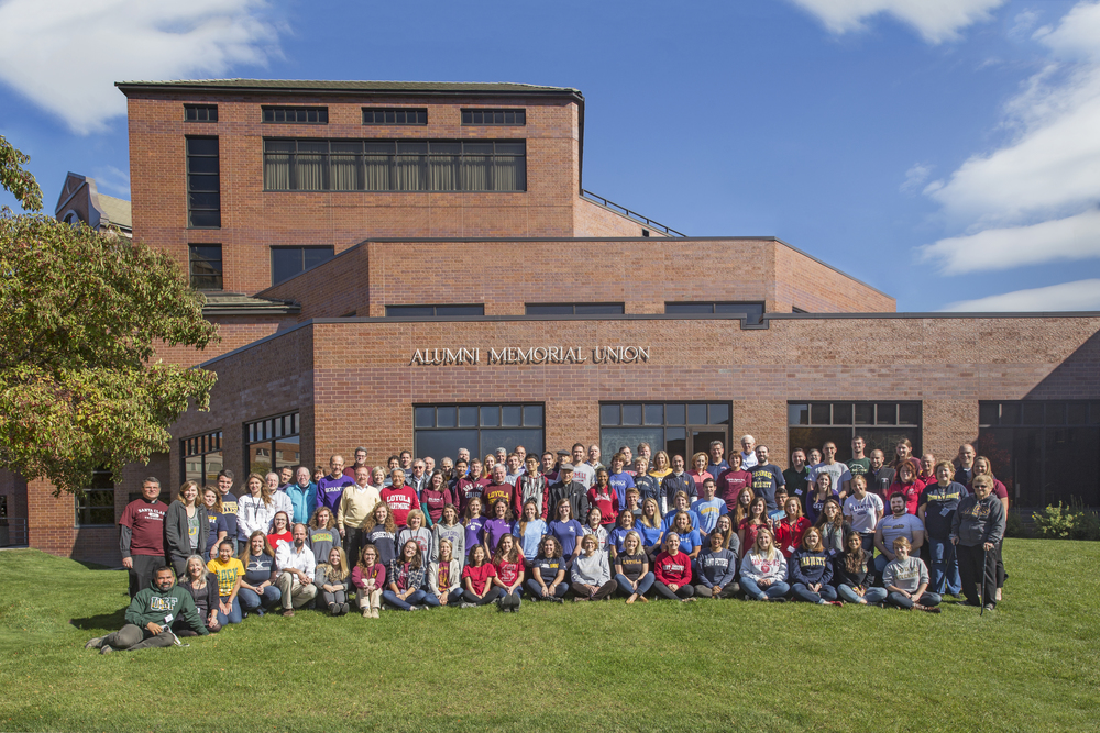 ASN Delegates at the 33rd Triennial Conference at Marquette University (Photo courtesy of ASN).