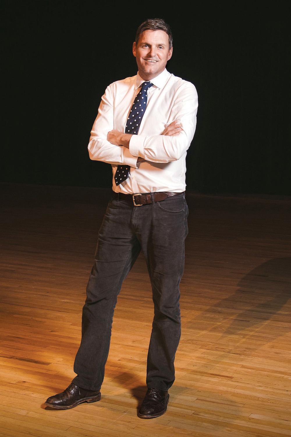 Peter van Heerden (Fairfield University)