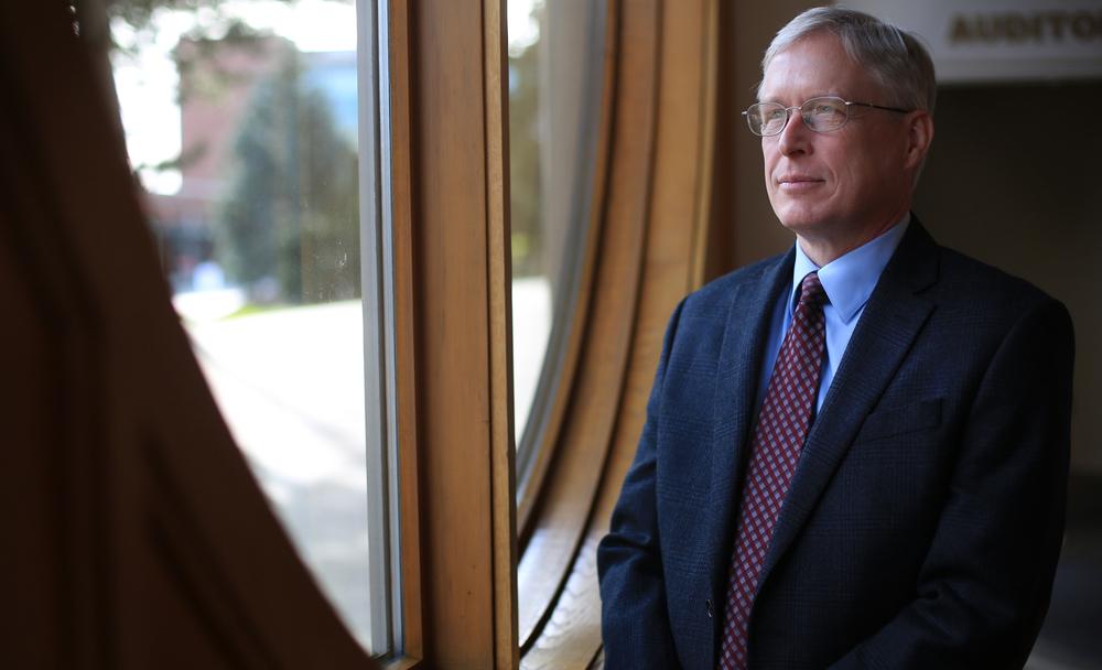 Michael J. Quinn, Ph.D. (Photo by Seattle University)