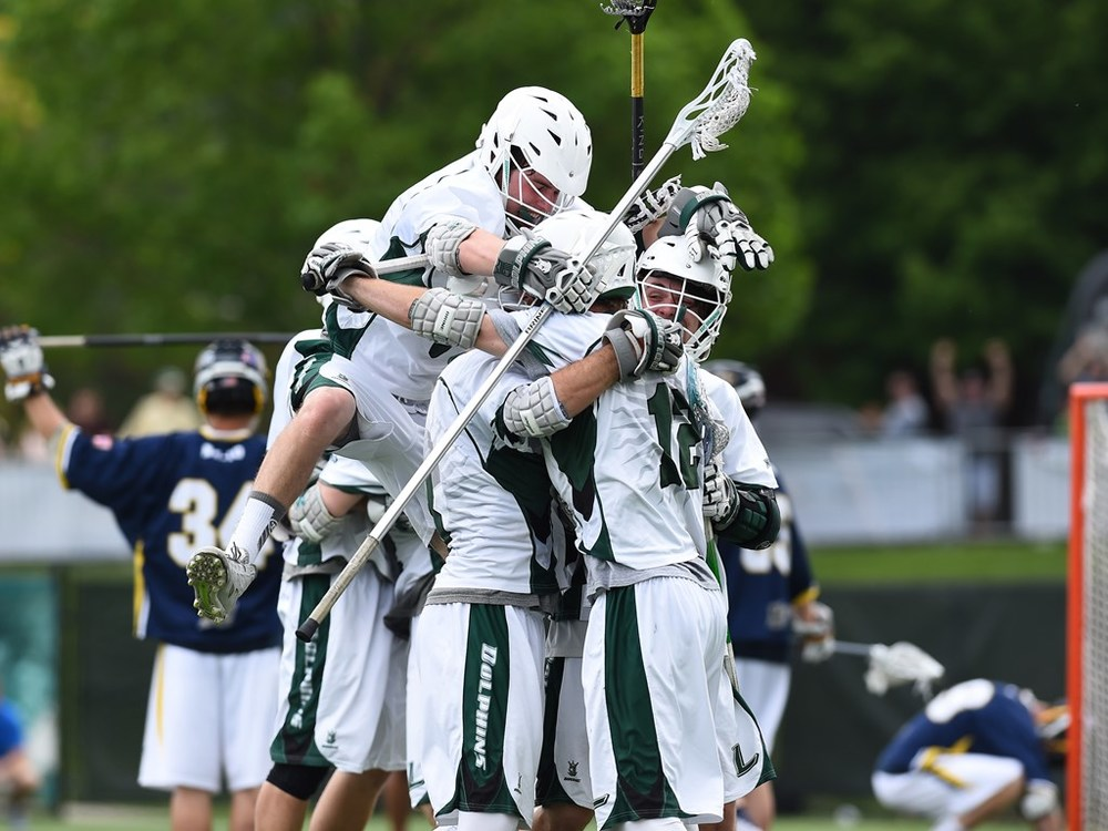 Le Moyne College Men's Lacrosse Team (Photo by Le Moyne College)