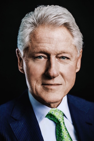 President Bill Clinton (LMU Commencement Speaker; Photo by Clinton Foundation)