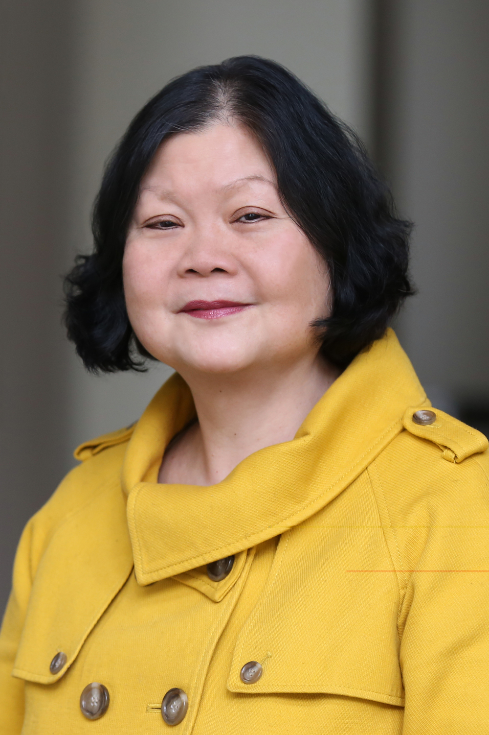 Carolyn Woo (Santa clara Commencement Speaker; Photo by Santa Clara)