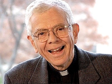 Rev. Gerald F. Cavanagh, S.J. (Photo by University of Detroit Mercy)