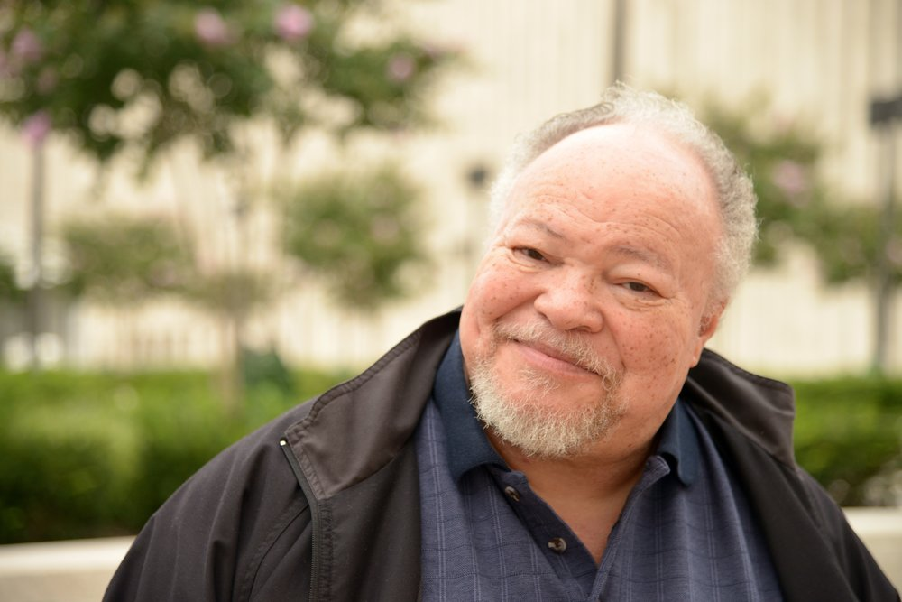 Stephen McKinley Henderson (Photo by Tom Stoelker, Fordham University)