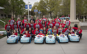 Rockhurst Community Fuels Childhood Mobility
