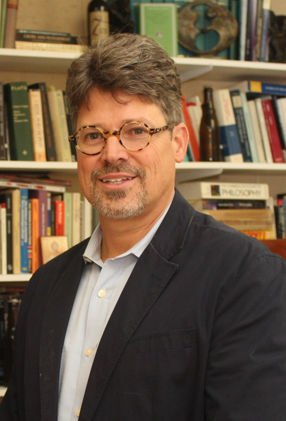 Daniel Haggerty, Ph.D. (Photo by The University of Scranton)