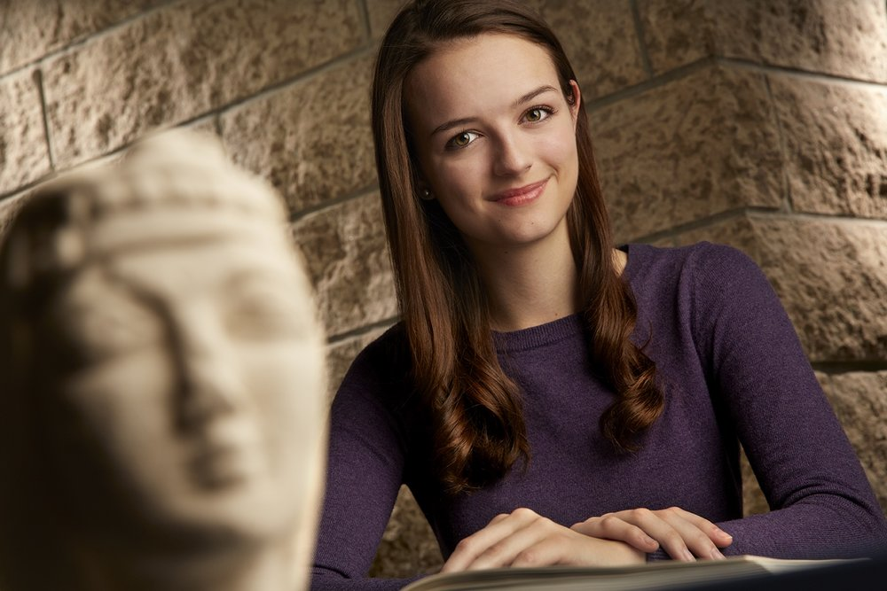 Caity Ewers (Photo by Creighton University)
