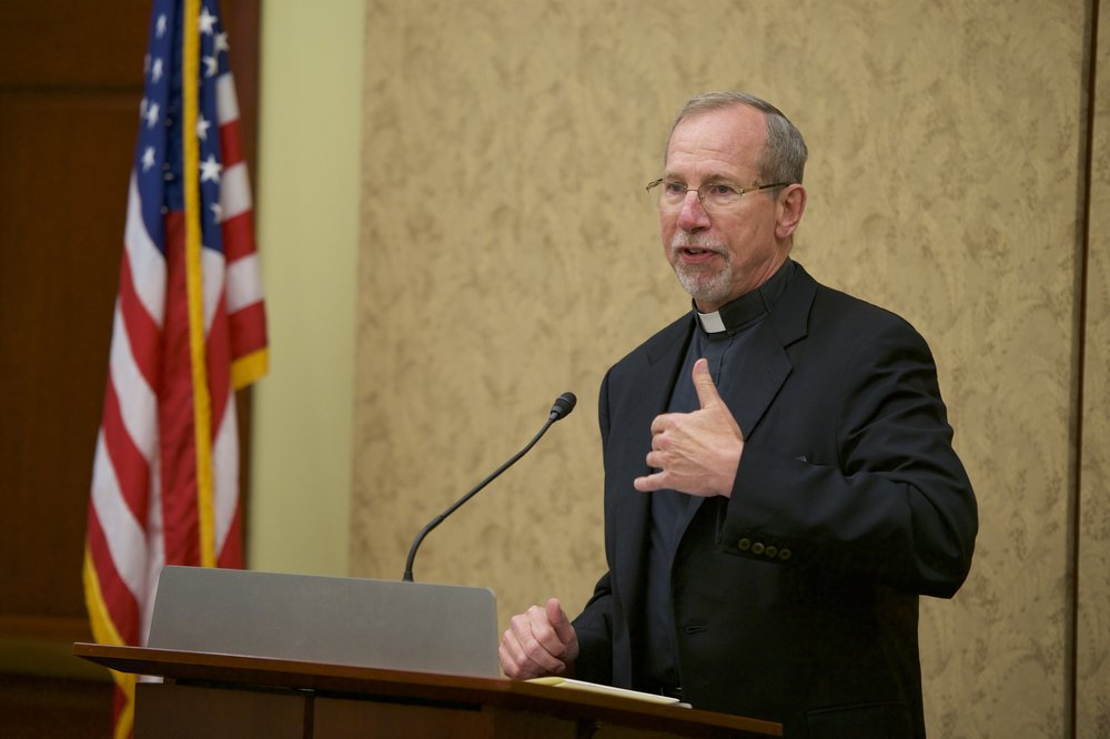 Rev. Michael J. Graham, S.J. (Xavier University)