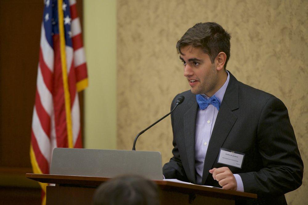 Emilio R. Joubert (Georgetown University '19)