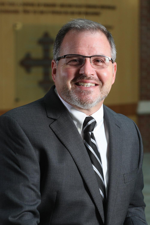 Alan Miciak, Ph.D. (Photo by John Carroll University)