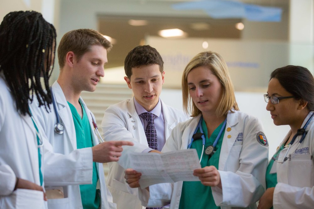 Creighton University is expanding its reach as a leader in Jesuit, Catholic health care education through new partnerships in Phoenix (Photo by Creighton University)