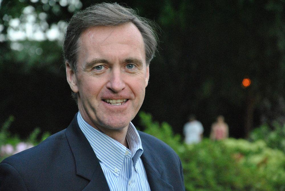 Author Chris Lowney