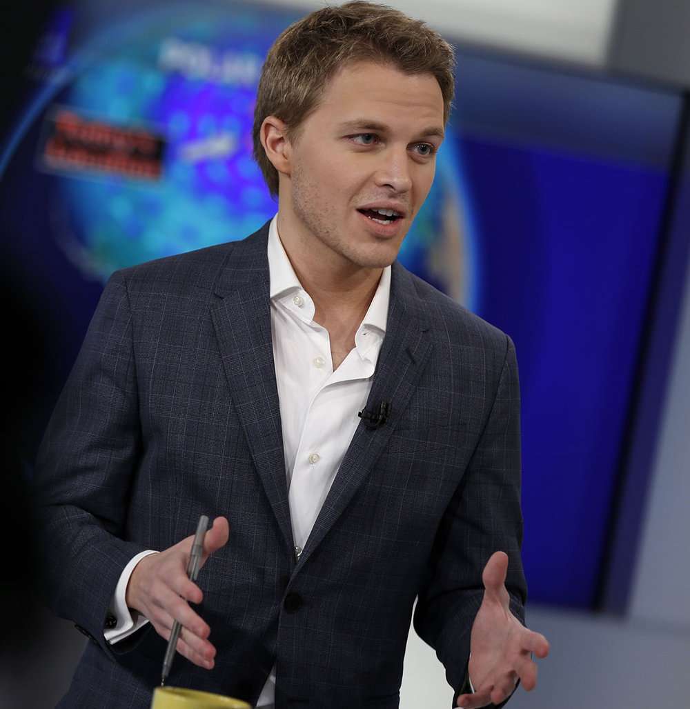 Ronan Farrow (Photo by Loyola Marymount University)