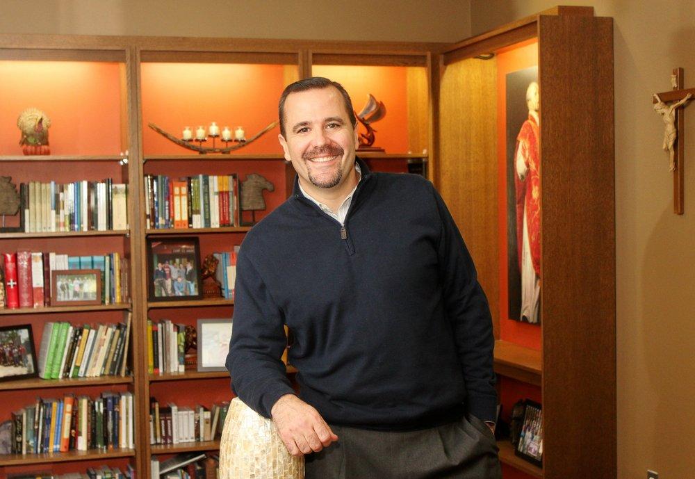 Ryan Sheehan, J.D. (photo by University of Scranton)