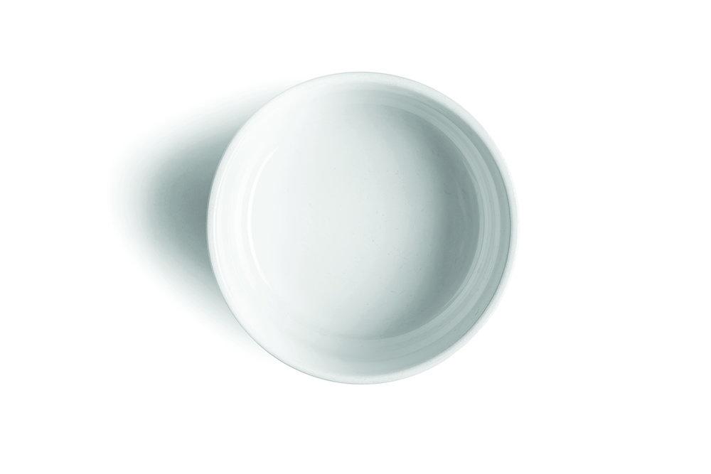 The empty bowl (Photo by Gonzaga University)