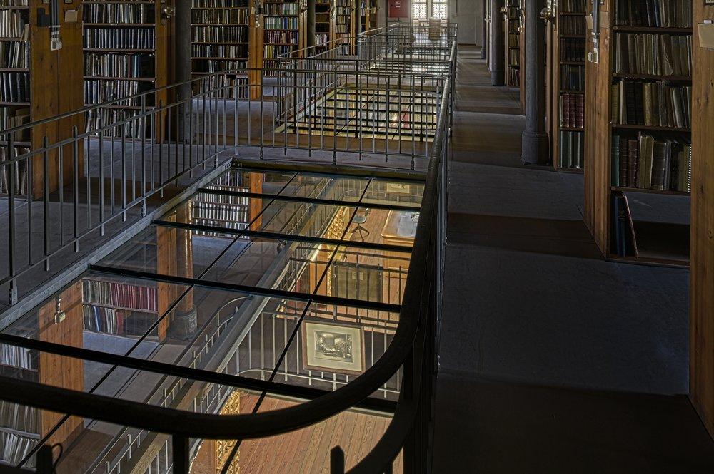 The Bollandist Society Library in Brussels, Belgium (photo courtesy of Irini de Saint Sernin)