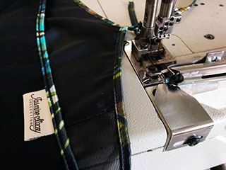 All garments are produced in Nottingham, UK