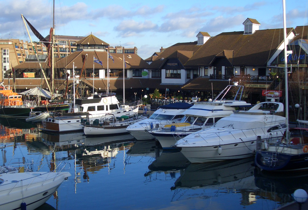 Port Solent - PLC Architects